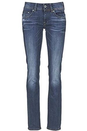 G-Star Women's Midge Saddle Mid Waist Straight Jeans