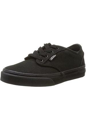 Vans Unisex Kids' Atwood Low-Top Sneakers, (Schwarz)