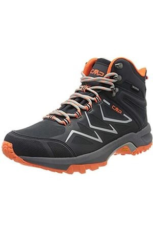 CMP Men's Gemini Mid Trekking Shoe Wp High Rise Hiking Boots, (Antracite U423)