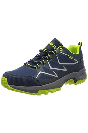 CMP Men's Gemini Low Trekking Shoe Wp Rise Hiking Boots, (Cosmo N985)