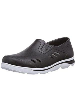 Chung Shi Unisex Adults' Dux Ortho Loafers, (Schwarz)