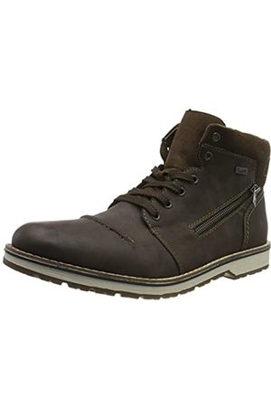 Rieker Men Boots 39231, Men´s Winter Boots, Winter Boots,lace-up Boots,Lined,Warm,Waterproof,Tex,Moro