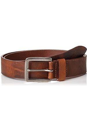 Jack & Jones Men's Jacvictor Leather Belt Noos