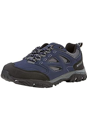 Regatta Men's Holcombe IEP Low Rise Hiking Boots, (Navy/Granite 1l6)