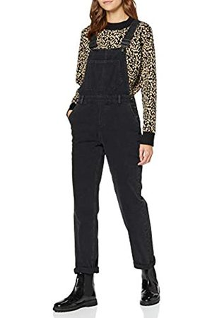 FIND MRW2525 Dungarees Women, (Washed )