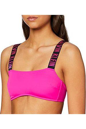 Calvin Klein Women's Bandeau-RP Bikini Top