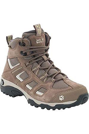 Jack Wolfskin Women's Vojo Hike 2 Texapore Mid W Wasserdicht High Rise Shoes, (Siltstone 5116)