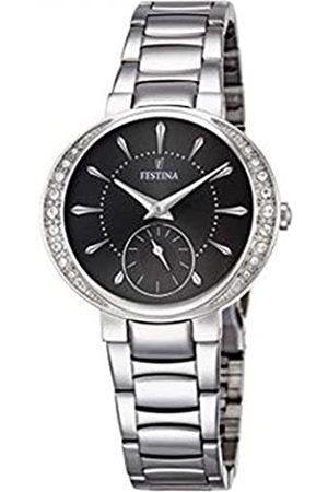 Festina MADEMOISELLE Women's Quartz Watch with Dial Analogue Display and Stainless Steel Bracelet F16909/2
