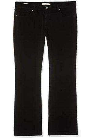 Levi's Women's 501 Crop Straight Boyfriend Jeans, (4X Stretch New Ultra 0013)