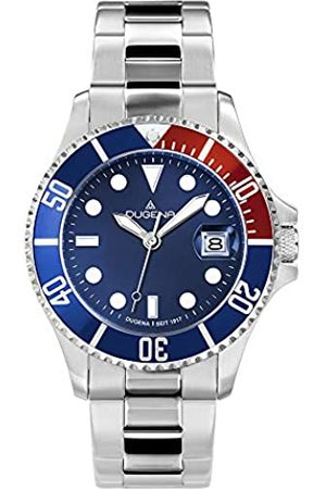 DUGENA Men's Analogue Quartz Watch with Stainless Steel Strap 4460774