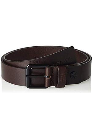 Calvin Klein Men's J 3.5cm Adj Leather Belt