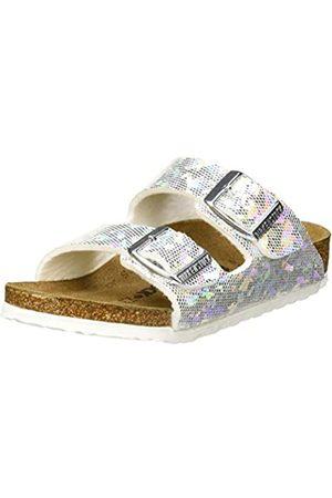 Birkenstock Boys' Arizona Open Toe Sandals, (Hologram Hologram )