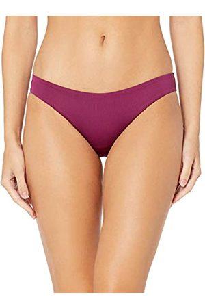 Seafolly Women's Mini Hipster Bikini Bottoms, Boysenberry