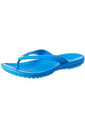 Crocs Unisex Adults' Crocband Flip Flip Flop Sandals Flip Flop, (Ocean/Electric )