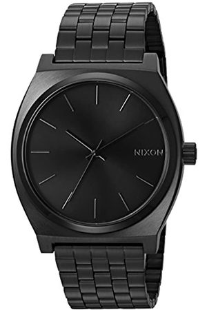 Nixon Men's Analogue Quartz Watch with Stainless Steel Strap A045-001-00