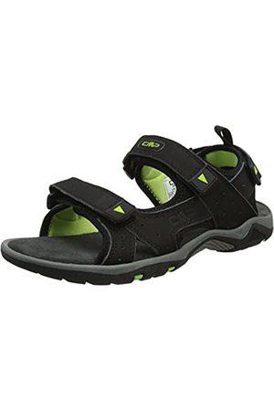 CMP – F.lli Campagnolo CMP Men's Almaak Hiking Sandals (Nero U901)