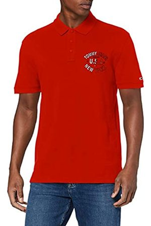 Tommy Jeans Men's TJM Essential Logo Polo Shirt