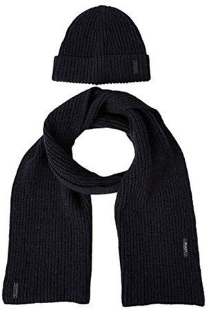 Maerz Men's Mütze Scarf, Hat & Glove Set