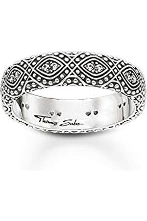 Thomas Sabo Women Silver Piercing Ring - TR2092-643-14-50