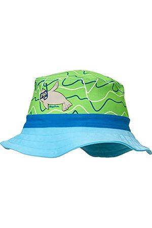 Playshoes Boy's UV-Schutz Fischerhut Robbe Hat