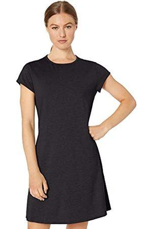 Core 10 Soft Workout Cap Sleeve Tennis Dress Heather