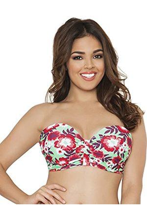 Curvy Kate Women's Aloha Bandeau Bikini Top