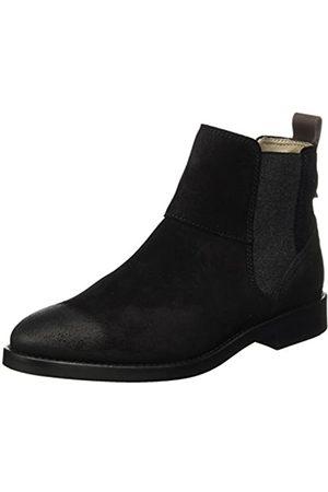 Marc O'Polo Women's Flat Heel 70814225001304 Chelsea Boots