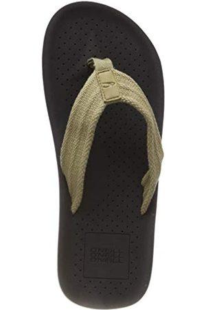 O'Neill Men's Fm Punch Canvas Sandals Shoes & Bags, (Asphalt 8026)