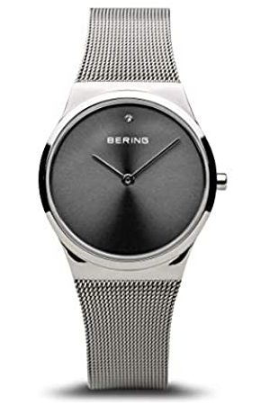 Bering Women's Analogue Quartz Watch with Stainless Steel Strap 12130-009