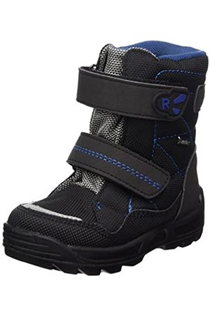 Richter Kinderschuhe Boys' Freestyle Snow Boots, ( /Ink 9901)