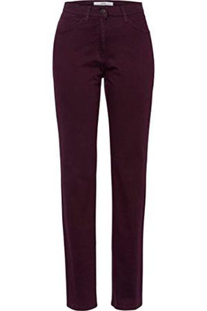 Brax Women's Style.Carola 79-6527 Bootcut Jeans, Violett (Berry 83)