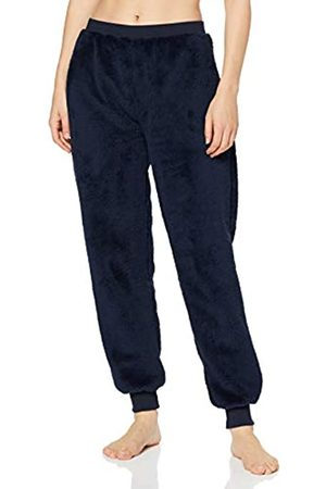 Emporio Armani Underwear Women's Pants with Cuffs Sports Trousers