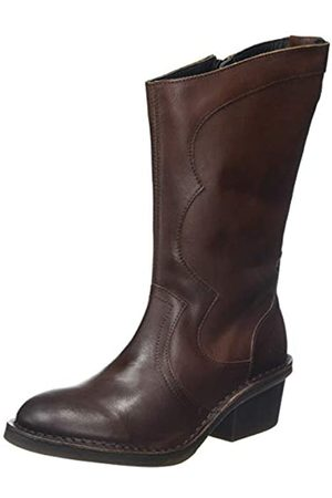Fly London Women's DUNE010FLY Cowboy Boots, (Tan 003)