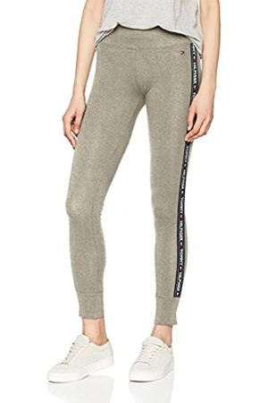 Tommy Hilfiger Damen Legging, Grau ( Heather 004)