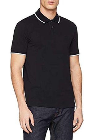 Armani Men's Double Stripe Polo Shirt