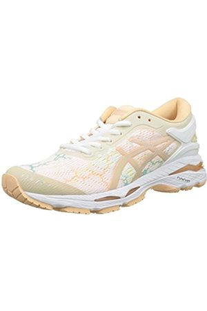 Asics Women's Gel-Kayano 24 Lite-Show Competition Running Shoes, ( / /Apricot Ice 0101)