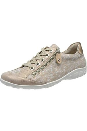 Remonte Women's R3435 Low-Top Sneakers, (Rosegold/Bianco/Kupfer 30)