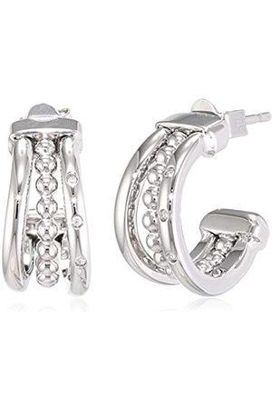 Tommy Hilfiger Women Stainless Steel Hoop Earrings - 2701091