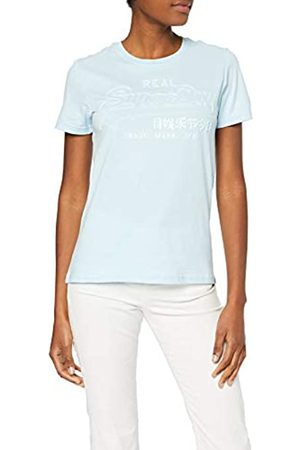 Superdry Women's Vintage Logo Tonal Entry Tee T-Shirt
