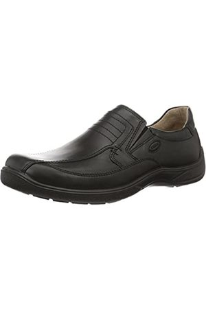 Jomos Men's Quantum Loafers, (Schwarz 23-000)