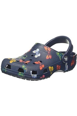 Crocs Unisex Adult's Classic Vacay Vibes Clog, (Butterfly 92z)