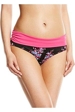 Curvy Kate Women's Moonflower Mini Fold Swim Shorts