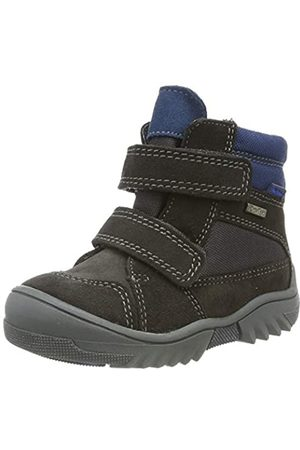 Richter Kinderschuhe Boys' Flick Snow Boots, (Steel/Stone/Ink 6501)