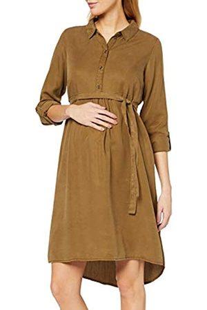 Mamalicious Women's Mlwigga L/S Woven Abk Dress