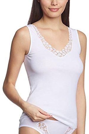 Calida Women's Top ohne Arm Feminin Sense Plain Vest