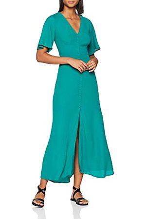 Springfield Women's 3.pa.Vestido Midi LISO Dress