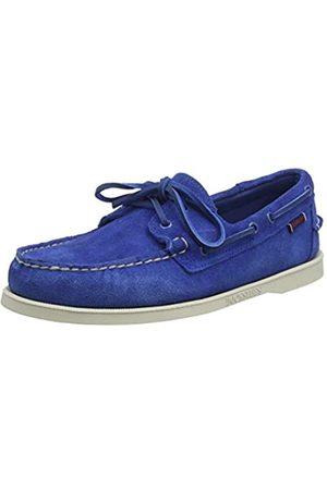 Sebago Men's Docksides Portland Suede Boat Shoes, ( Limoge 955)