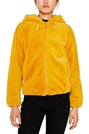 Esprit Women's 099cc1g012 Jacket, (Amber 700)