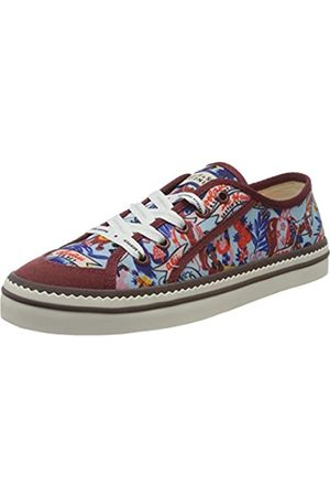 SCOTCH & SODA FOOTWEAR Women's Melli Low-Top Sneakers, ( Keoni Print S621)