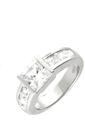 Vilma Righi 4028146328938 Women's Ring - 925/1000 Sterling Silver and Zirconium Oxide - 8.9 g